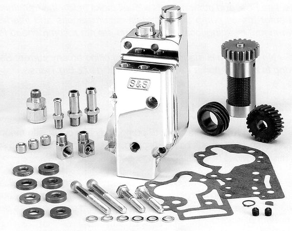 BILLET OIL PUMP KIT 1992-UP H.D. - Rivera Primo