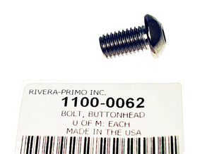 Bolt, Buttonhead Chrome - Rivera Primo