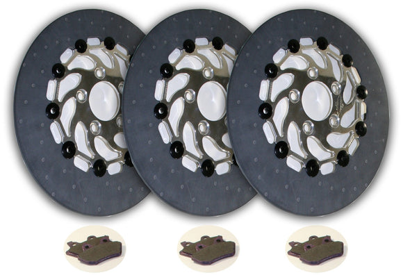 BRAKE ROTOR SET - Rivera Primo