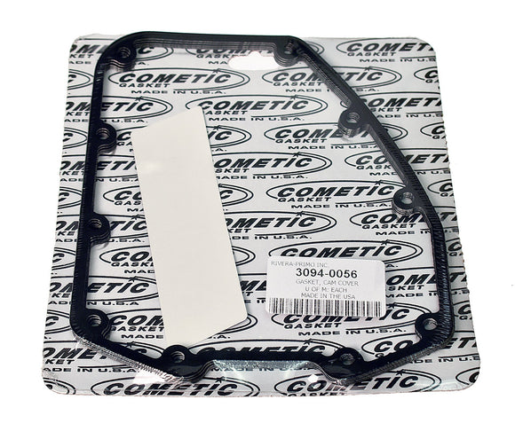 CAM COVER GASKET. FITS ALL 1999-2020 TWIN CAM .060 AFM. 5 PACK. - Rivera Primo
