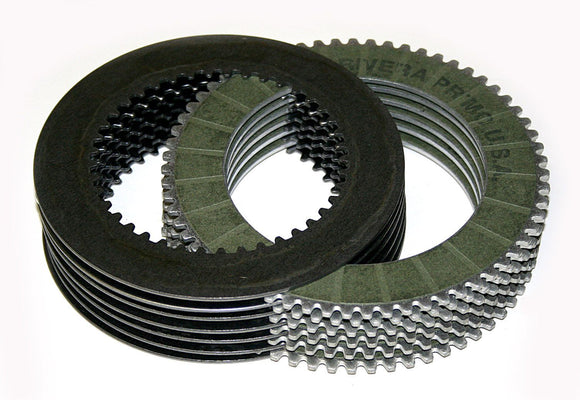 Clutch Pack, Replace Kevlar All Classic, B3 & B4 with old Style Clutch Hub - Rivera Primo