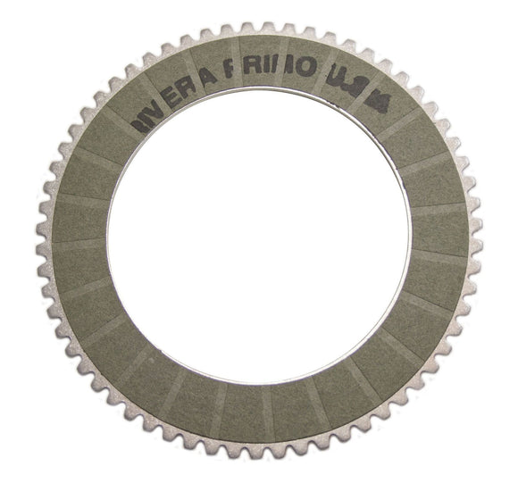 Clutch, Plate Kevlar Friction with Aluminum Core - Rivera Primo