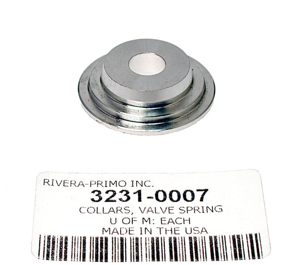 COLLARS, VALVE SPRINGS. - Rivera Primo
