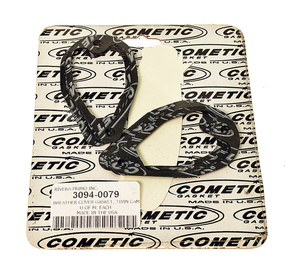 Cometic Gaskets, 1999 Breather Cover Gasket  - Rivera Primo