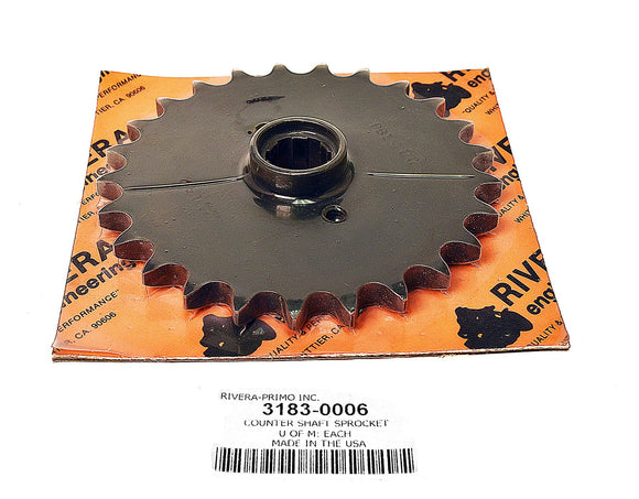 COUNTER SHAFT SPROCKET - Rivera Primo