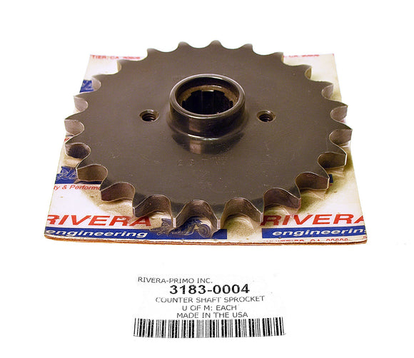COUNTERSHAFT SPROCKETS XL 54-81 - Rivera Primo