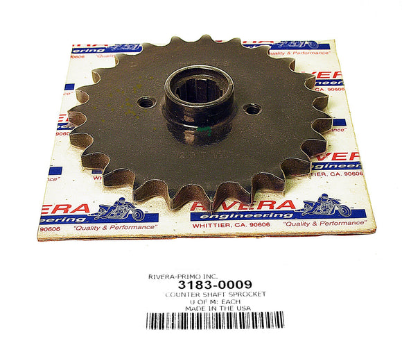 Countershaft Sprockets XL 1979-Early 1986 - Rivera Primo