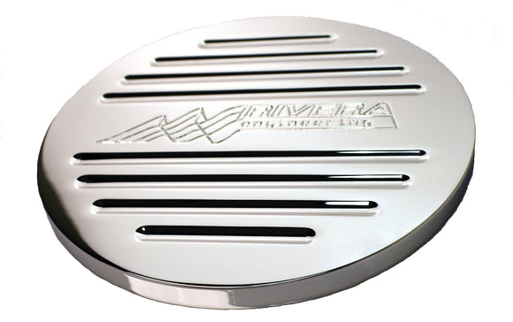 COVER, A/C CHROME MIKUNI TF Single - Rivera Primo