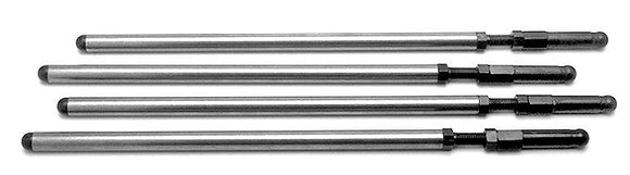 CRANE, SET OF 4 Adjustable Pushrods 1966-1984 Big Twin - Rivera Primo