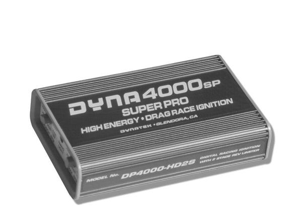 DYNA 4000 SUPER PRO IGNITION DUAL PLUG/DUAL FIRE KIT - Rivera Primo
