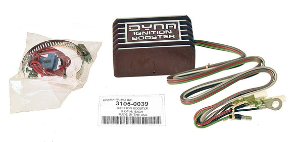 Dyna Dual Points Booster - Rivera Primo