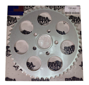 FLAT SPROCKET, SPORTSTER  50 TOOTH - Rivera Primo
