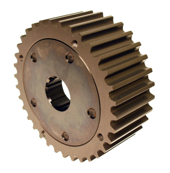 FRONT PULLEY ASSEMBLY. - Rivera Primo