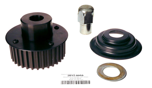 Front Pulley Assy with 1.50