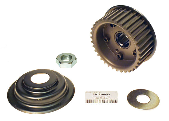FRONT PULLEY ASSY WITH 3/8