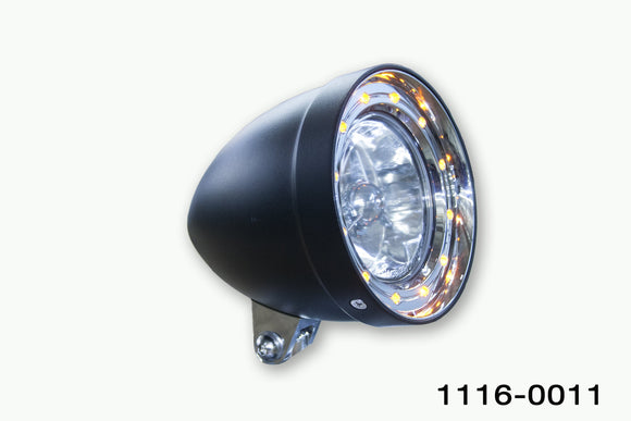Headlight, Halogen 5-3/4
