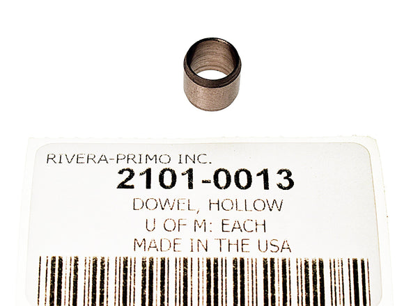 HOLLOW SEAMLESS DOWEL. USED ON B4X 2007. - Rivera Primo