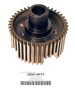Hub Assembly, Clutch New Style Tapered Shaft 1986-1989 EVO - Rivera Primo