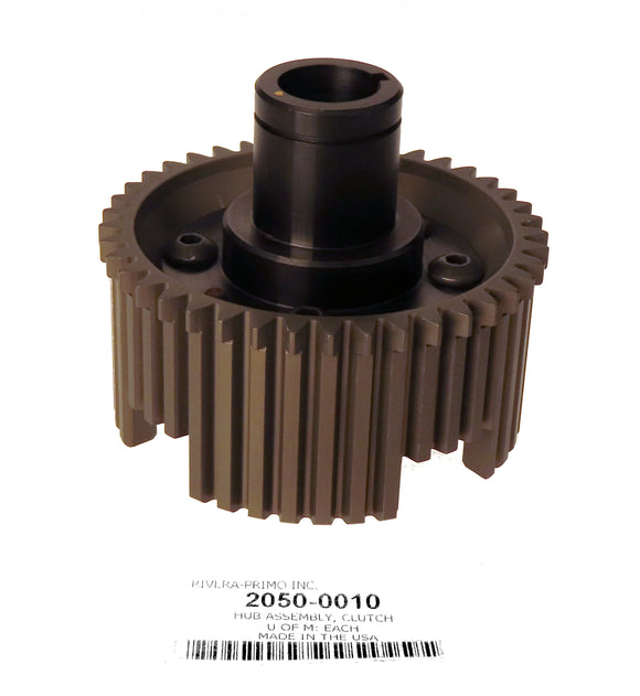 Hub Assy, Clutch Tapered Shaft - Rivera Primo