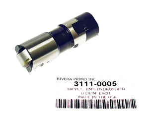HYDROSOLID TAPPET. FITS ALL TWIN CAM. - Rivera Primo