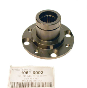 INNER SPLINED STEEL Clutch DRIVE HUB. - Rivera Primo