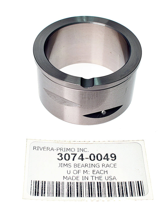 Jims Bearing Race, Fits Big Twin 1979-1992. - Rivera Primo