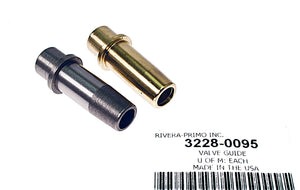 Kibblewhite Valve Guide Exhaust .001 - Rivera Primo
