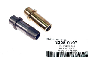 Kibblewhite Valve Guide Exhaust .010 - Rivera Primo