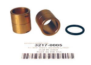 Kicker Shaft Bushing - Rivera Primo