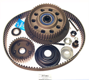 KIT, KEVLAR BELT, RING GEAR, & MATING PINION GEAR. - Rivera Primo