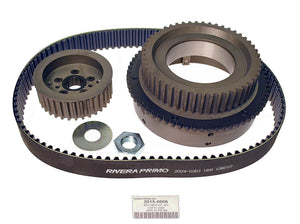 KIT, POLYCHAIN, FRONT PULLEY - Rivera Primo
