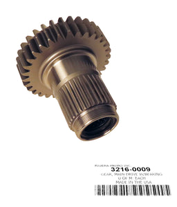 Main Drive 5th Gear with Bearings and Seal Main Shaft - Rivera Primo
