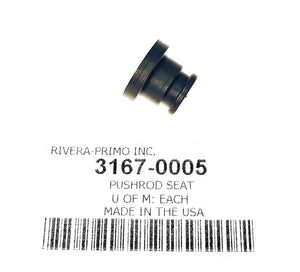 MECHANICAL CONVERSION PUSHROD SEAT. - Rivera Primo