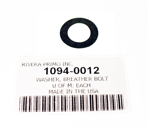 METAL BREATHER BOLT WASHER. - Rivera Primo