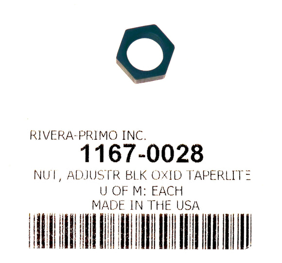Nut, Adjuster - Rivera Primo