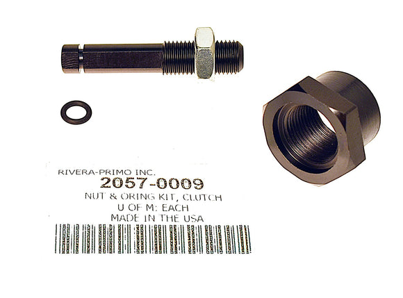 NUT & ORING KIT - Rivera Primo