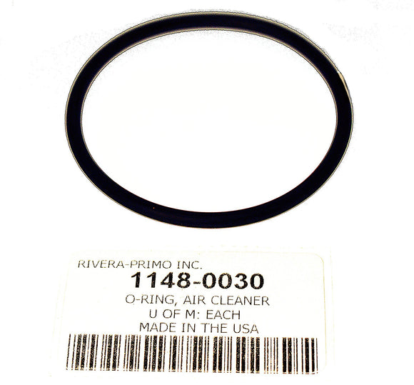 O-RING , AIR CLEANER BACKING PLATE - Rivera Primo