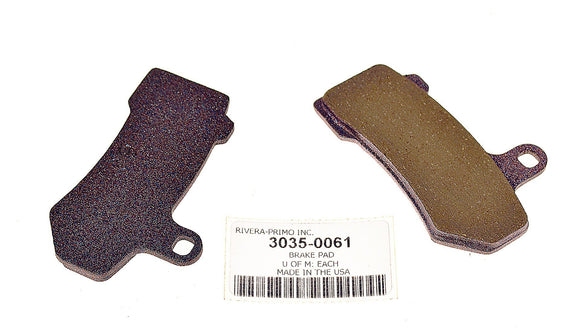 PATRIOT MMX BRAKE ROTOR PAD SET. - Rivera Primo