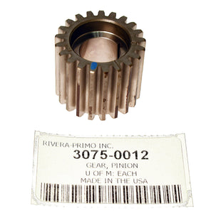 PINION GEAR, BIG TWIN - Rivera Primo