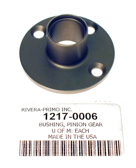 PINION GEAR FLANGED BUSHING. - Rivera Primo