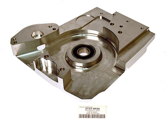 POLISHED BEARING SUPPORT SECTION - Rivera Primo