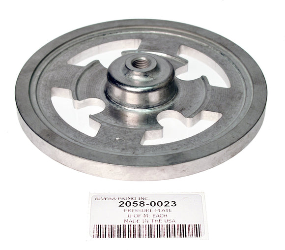 PRESSURE PLATE. FITS 1984-1989 TAPERED SHAFT WITH PRO Clutch. - Rivera Primo