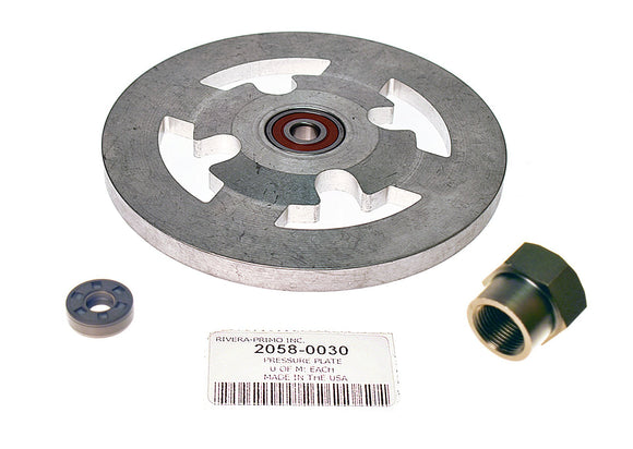 Pressure Plate, Kit - with BEARING - Rivera Primo