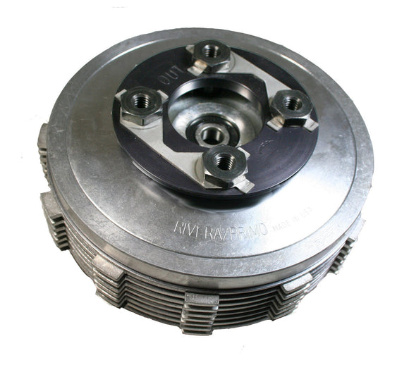 PRO-Clutch, w/Hydraulic Actuated 2006 DYNA's & 2007-'10 BIG TWIN Screamin Eagle - Rivera Primo