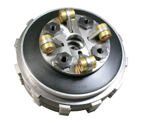 PRO-Clutch, w/TPP 2011-'14 BIG TWIN Models w/HD Hydraulic Clutch - Rivera Primo