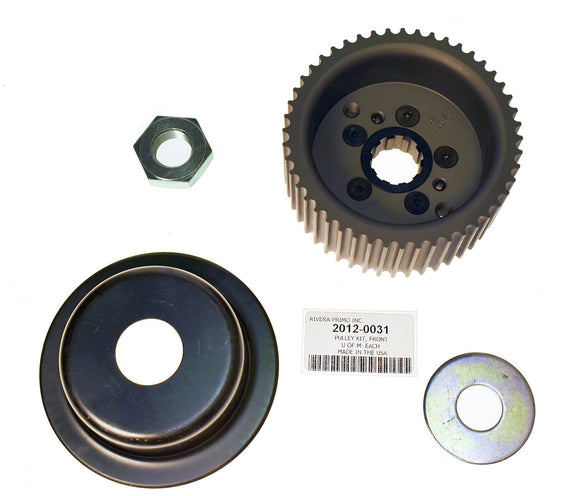 Pulley, Front 1-3/4