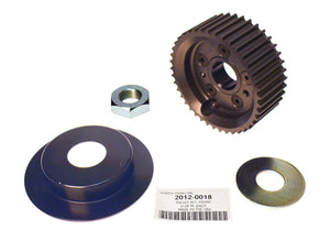 PULLEY KIT,FRONT 41T 8MM With INSERT. - Rivera Primo