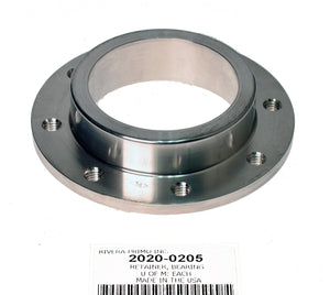 REAR PULLEY BEARING RETAINER - Rivera Primo