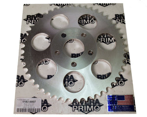 Rear Sprocket 49 Tooth - Rivera Primo
