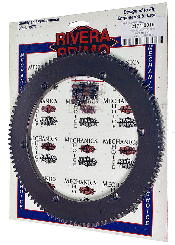 RING GEAR KIT - (106T)with Screws - Rivera Primo